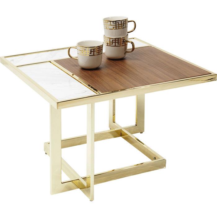 Table Basse Sacramento Carre 60x60cm Kare Design En 2020 Table Basse Design Table Basse Mobilier De Salon