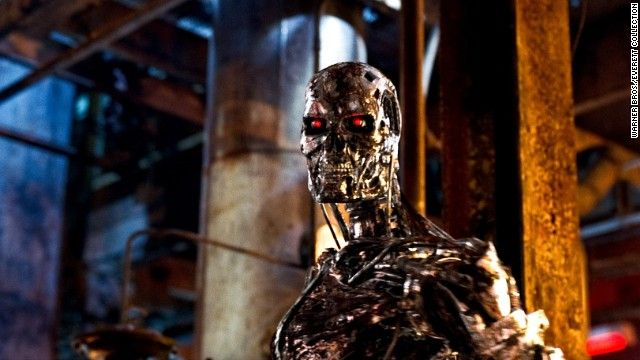 T-800 Model from The Terminator