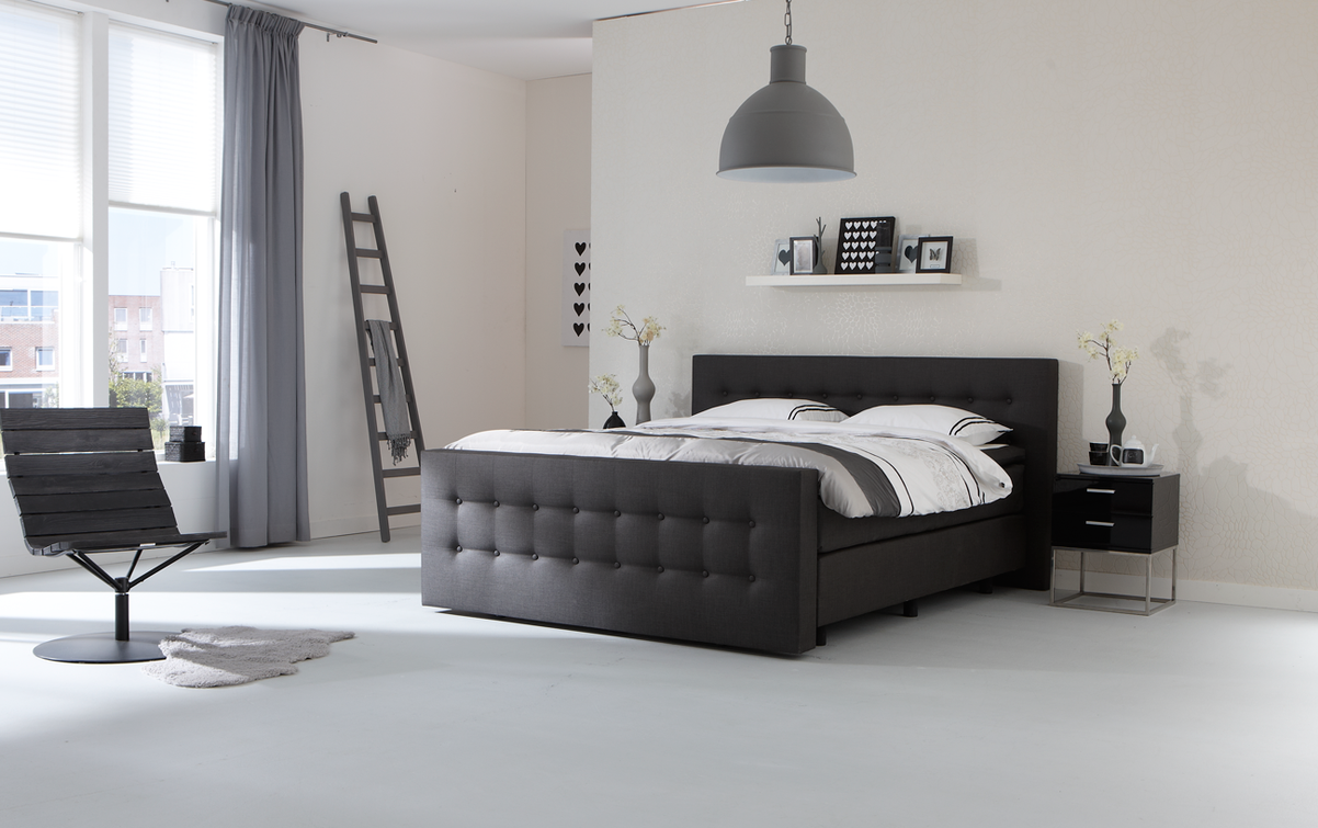 love love love it boxspringbett night paris swiss. Black Bedroom Furniture Sets. Home Design Ideas