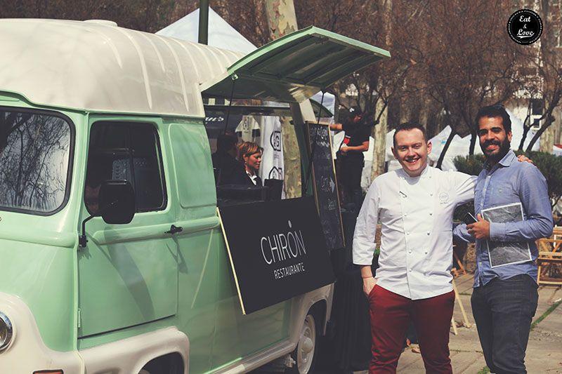 Chirón Food Truck - Street Food Madrid