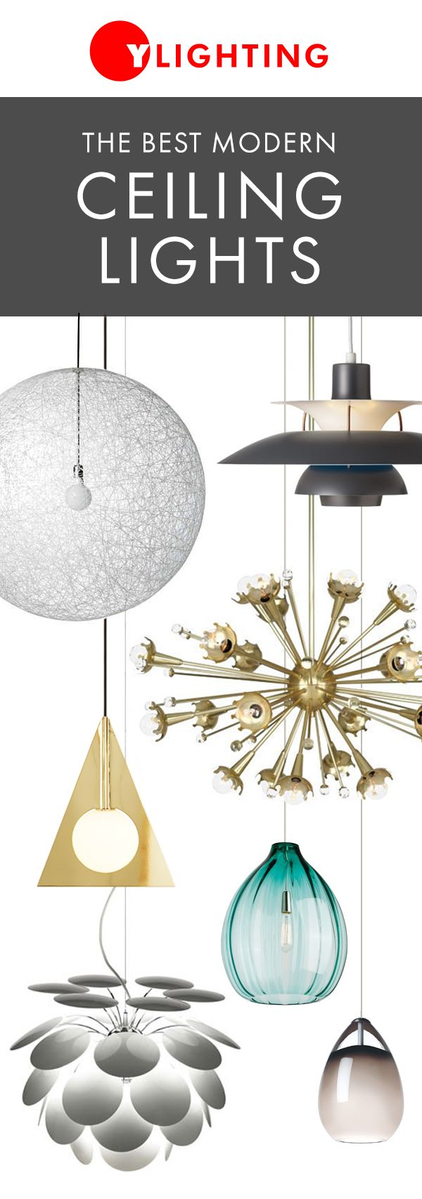 Ylighting offers an extensive selection of modern ceiling lights modern ceiling lights mozeypictures Images