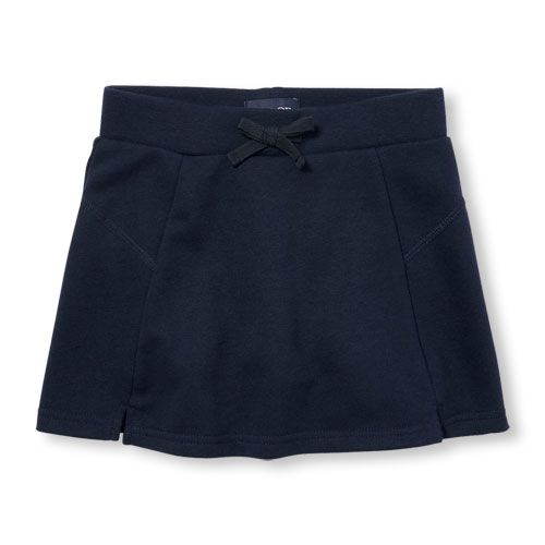 The Childrens Place Girls Uniform Skort