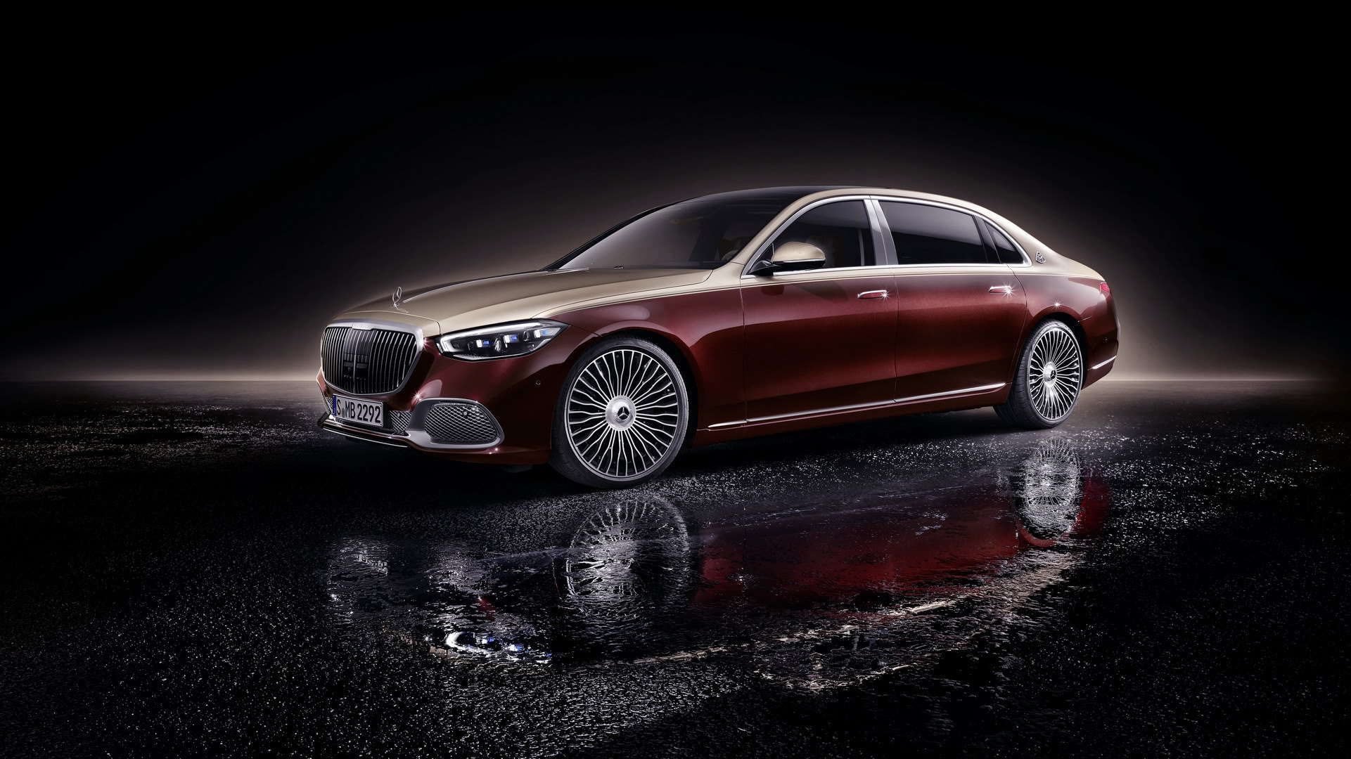 The 2021 Mercedes Maybach S Class Arrives Early Mercedes Maybach Maybach Mercedes Benz Maybach