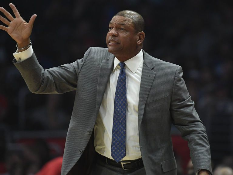 The Nba Fined The Los Angeles Clippers 50 000 On Friday For Violating The League S Anti Tampering Rule After Head Coach Do Nba Doc Rivers Los Angeles Clippers
