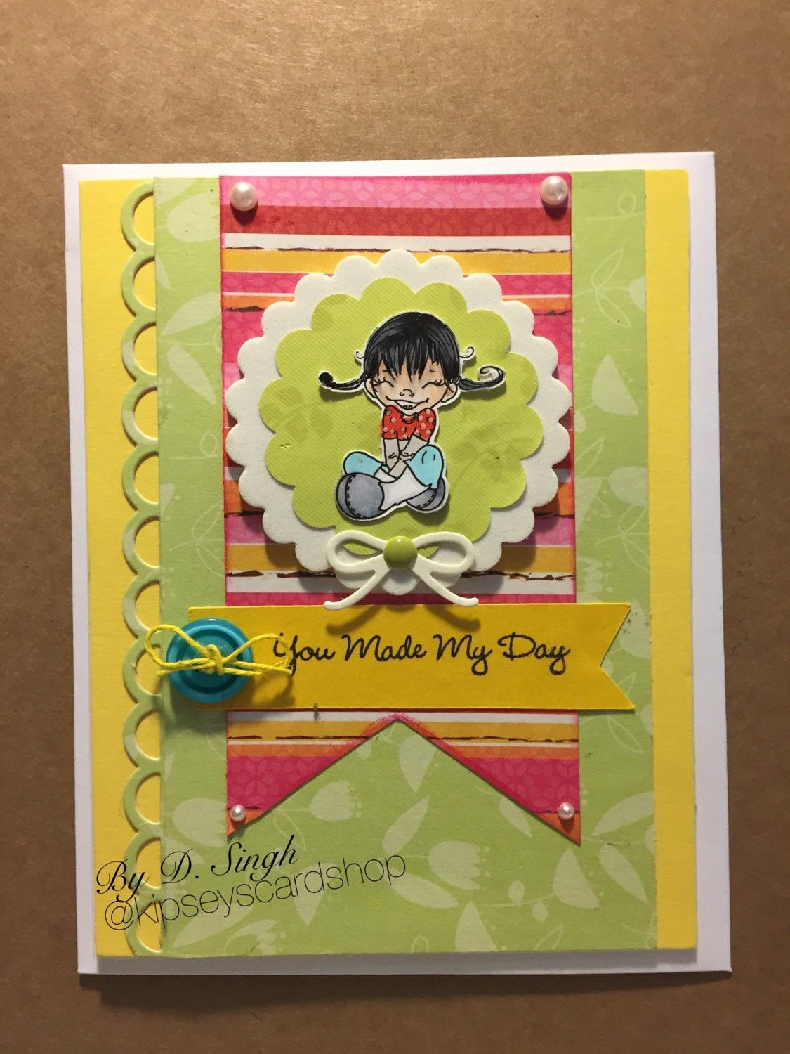 For Her For Him For Friend Greeting Card Cards With Sentiment