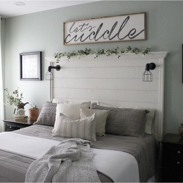 Photo of Let's Cuddle Wood Sign