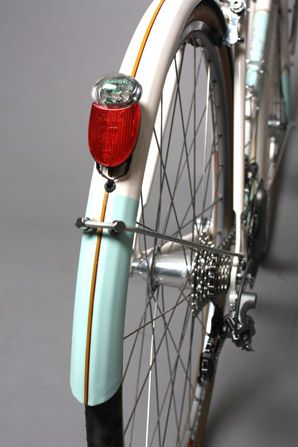 Love The Thoughtful Wiring On This Signal Cycles Sport Touring Bike