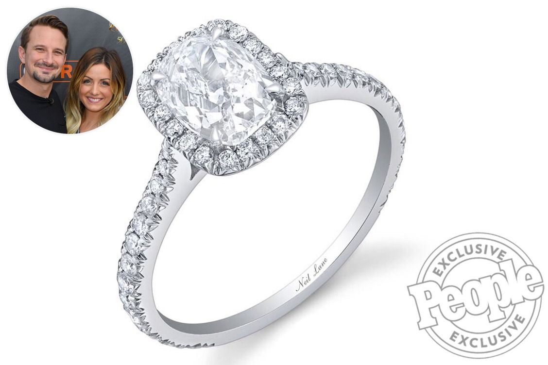 d7cbbcade Bachelor in Paradise's Evan Bass Gives Carly Waddell New Engagement Ring:  Photos