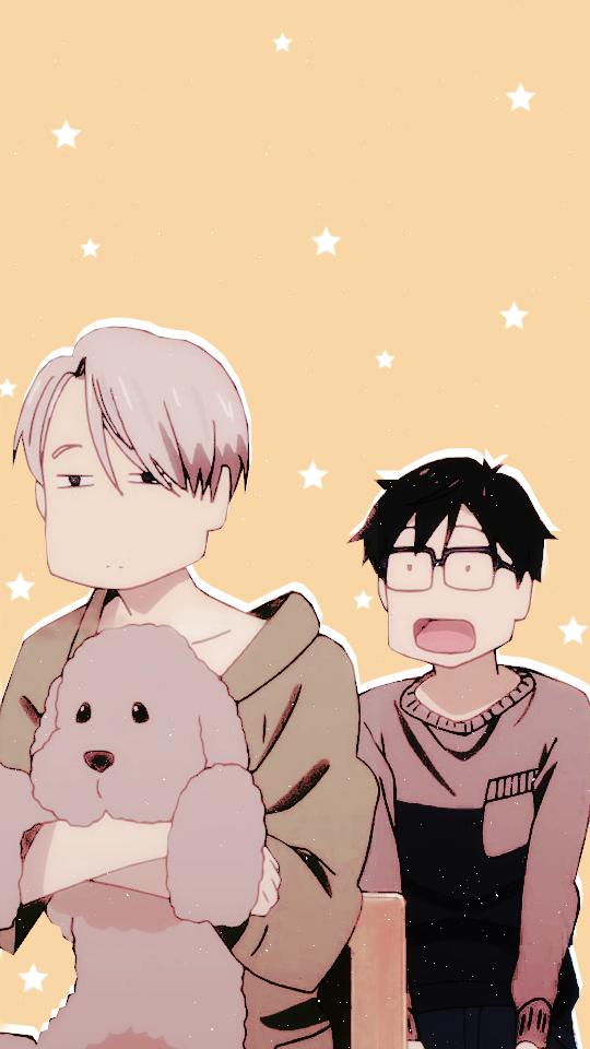 Yoi Wallpapers Tumblr Cute Anime Wallpaper Yuri Anime Anime Background