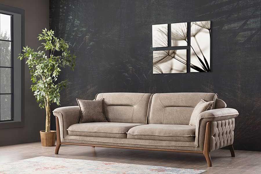 Weltew Best Luks Kanepe مبلمان In 2019 Living Room Sofa