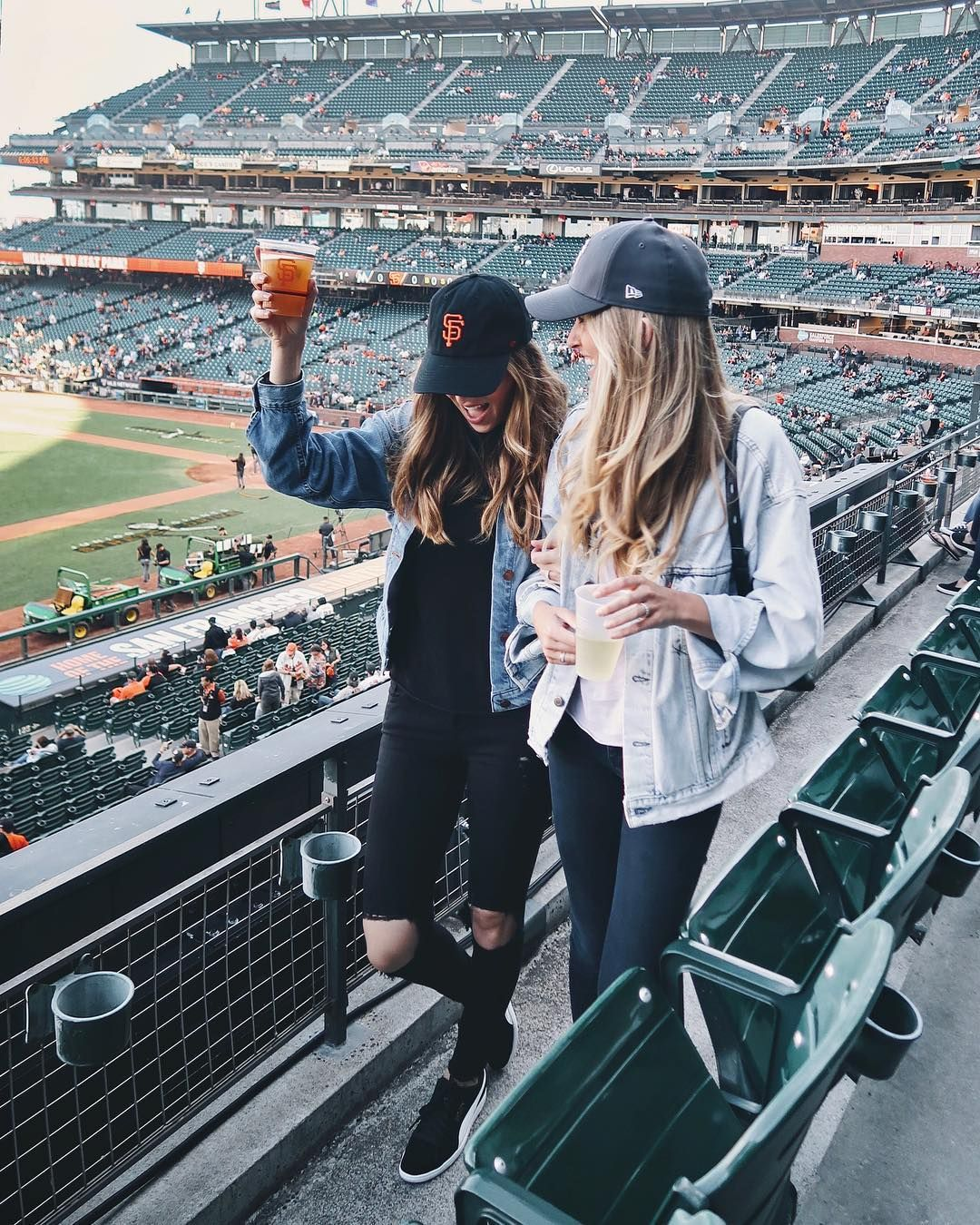Baseball game outfit inspiration | My Style | Pinterest | Baseball game outfits Games outfits ...