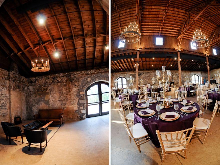 Industrial Chic Atlanta Wedding Venue: 550 Trackside: http://www ...