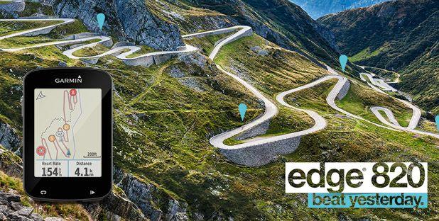 Garmin apresenta Edge 820 e Edge Explore 820