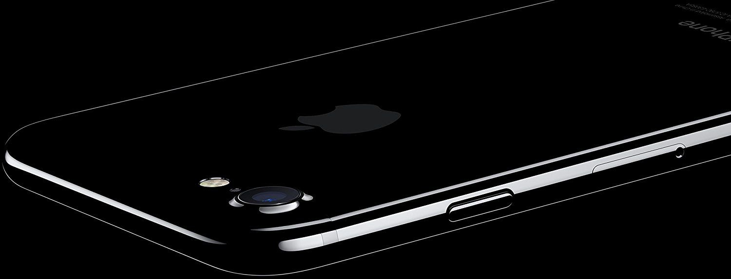 Apple Iphone 7 Unlocked Phone 256 Gb Us Version Jet Black The Latest With Advanced Camera Better Battery Life Immersive Speakers And Water Read