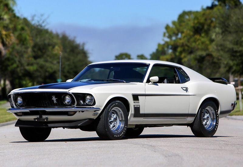 1969 Ford Mustang Boss 302 1969 Ford Mustang Boss 302 For Sale