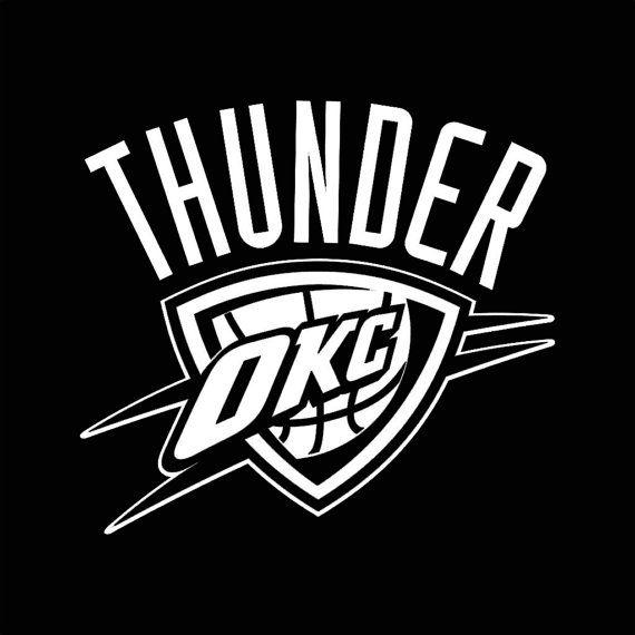 Nba Basketball Oklahoma City Thunder Okc Thunder Vinyl