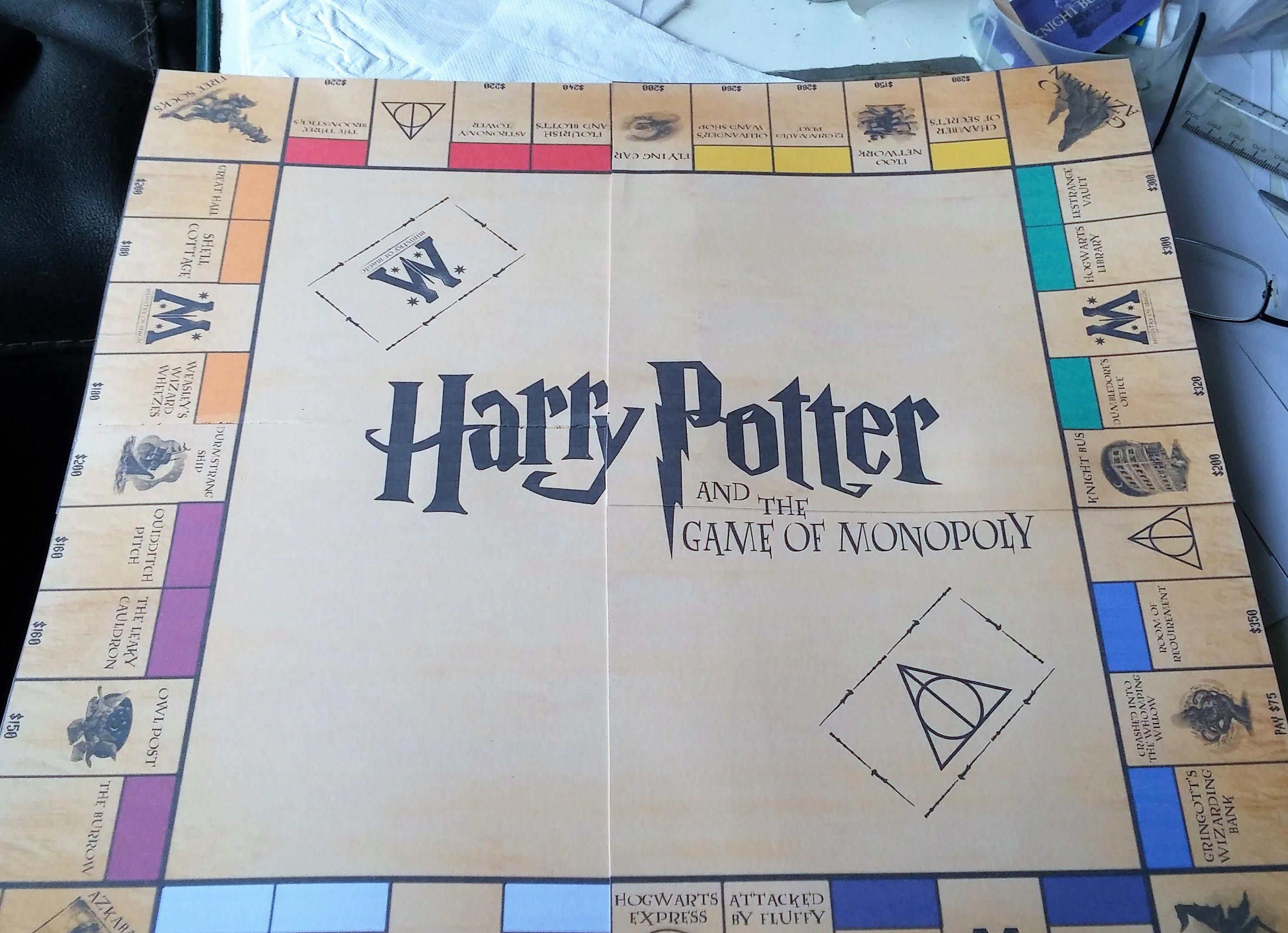 monopolitheAgreeable Harry potter gifts, Harry potter