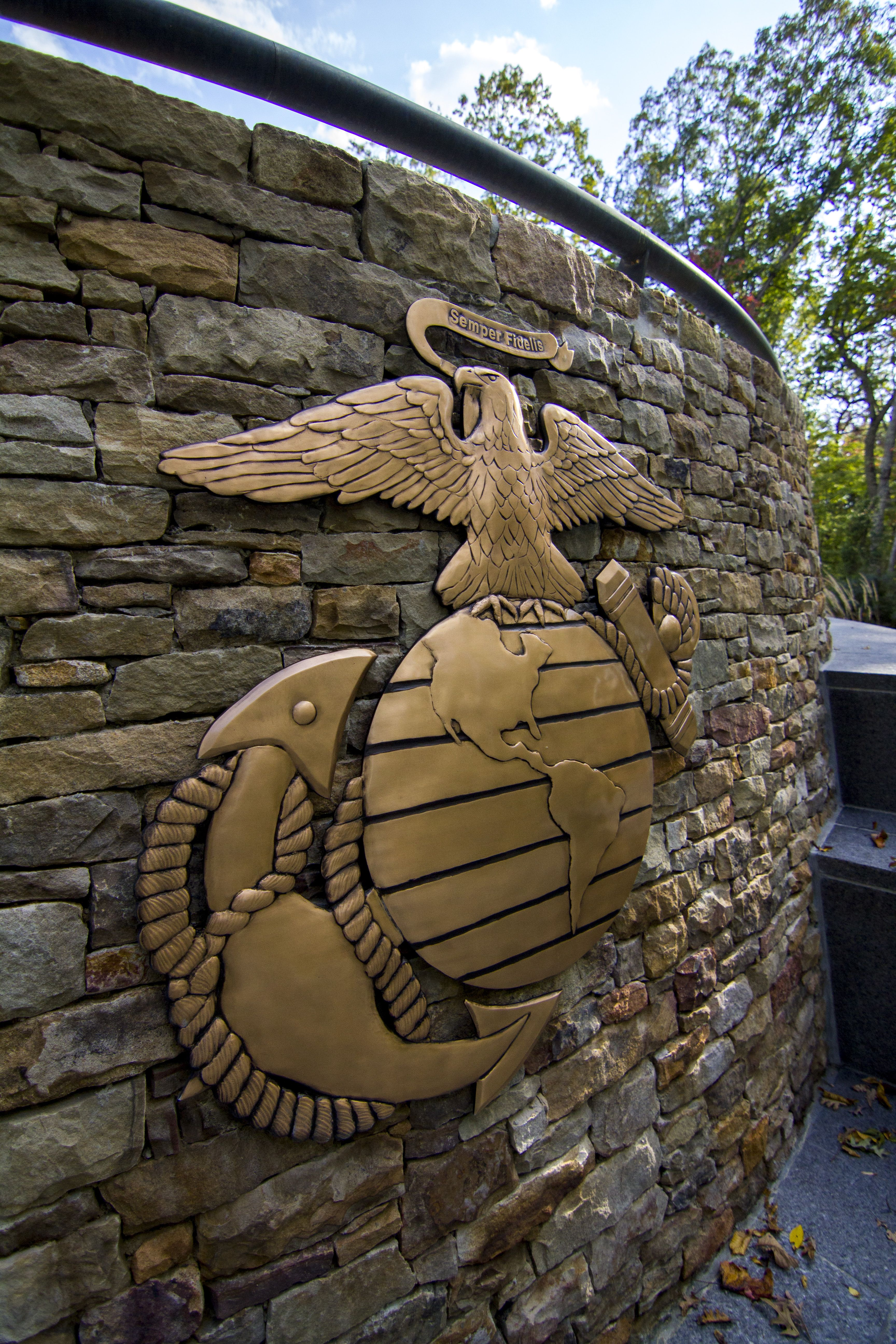 Large Stone Wall Ark : large, stone, Aluminum, Plaques, A.R.K., Ramos, Offers, Quality,, Value, Customer, Service, Signage,, Wal…, Custom, Plaque,, Large, Metal, Letters,