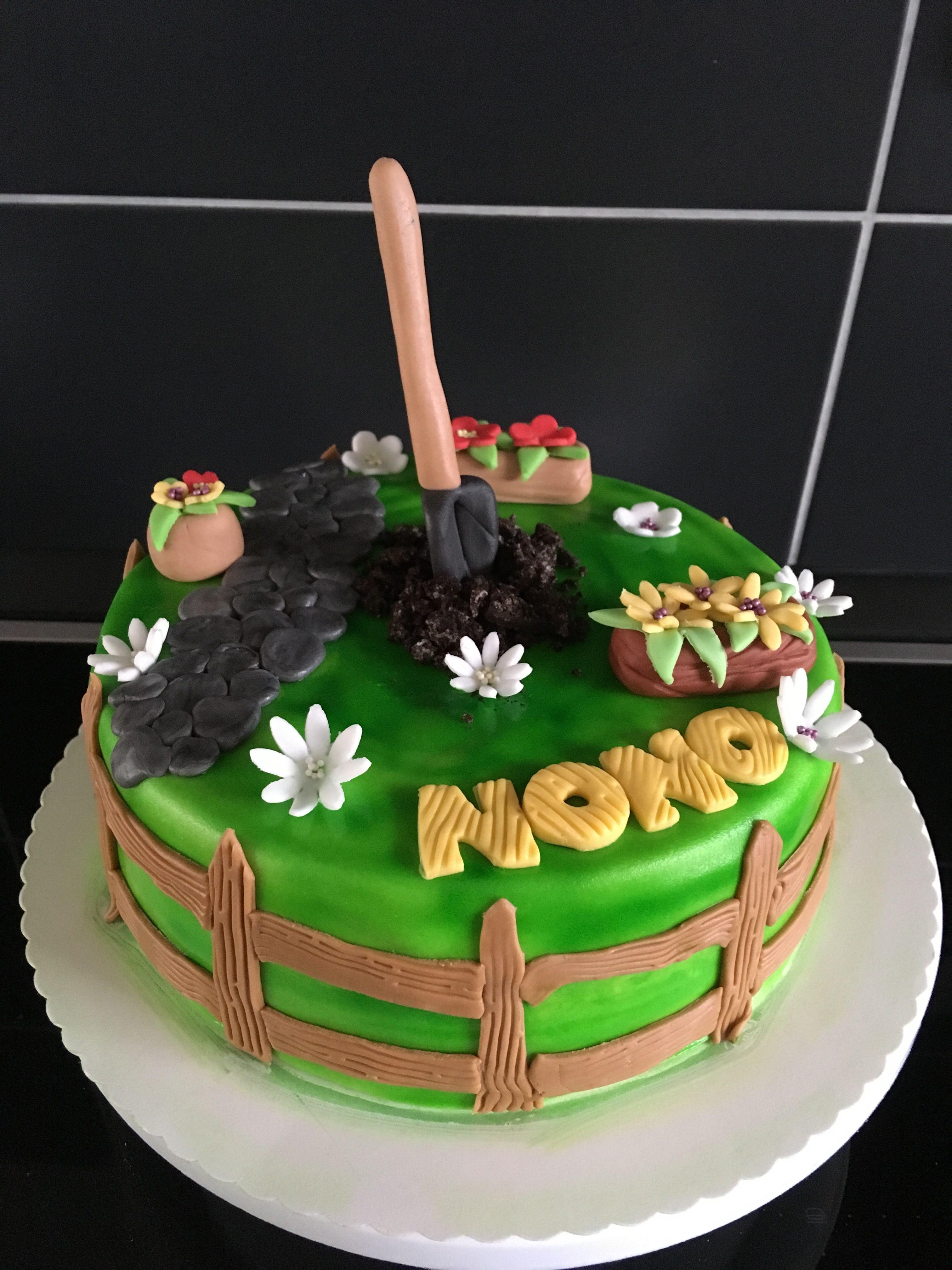 Garten Torte Kuchen