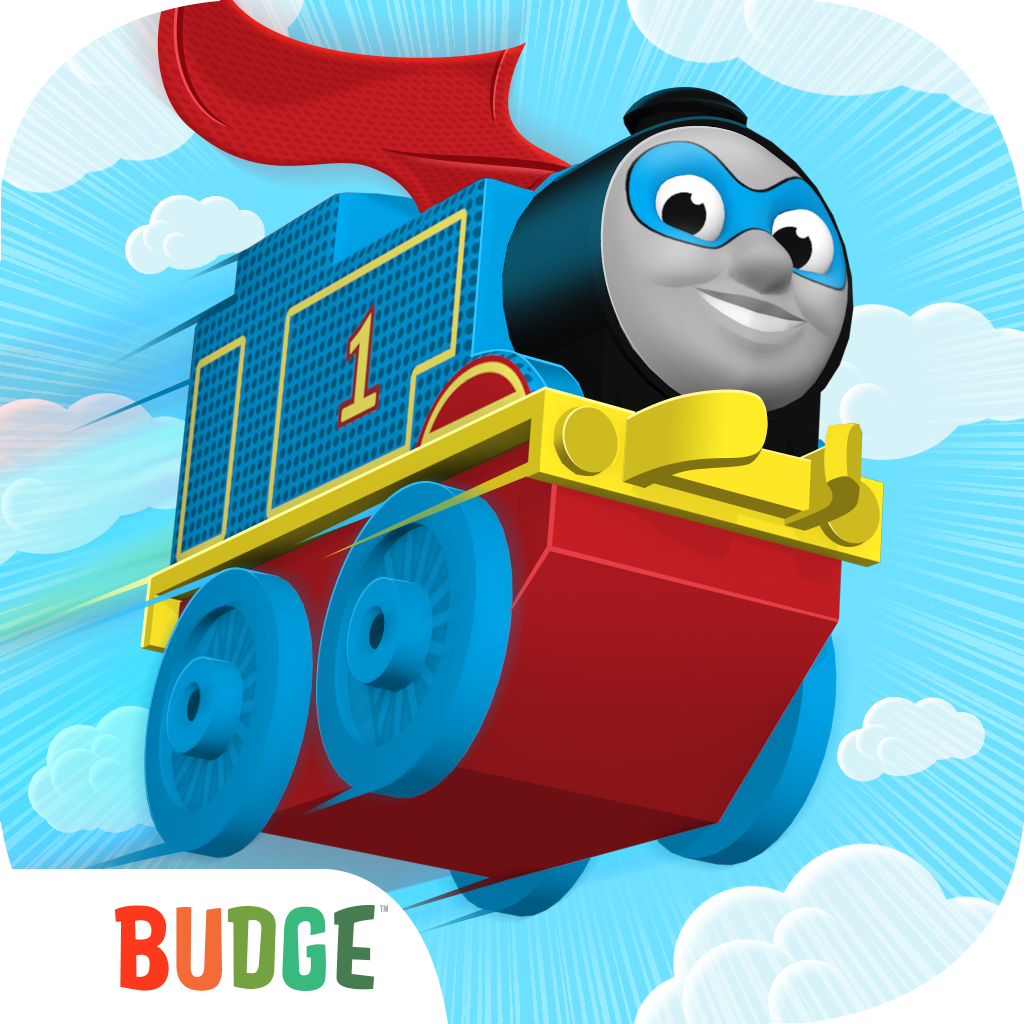 Thomas & Friends Minis Kids App Create your very own train