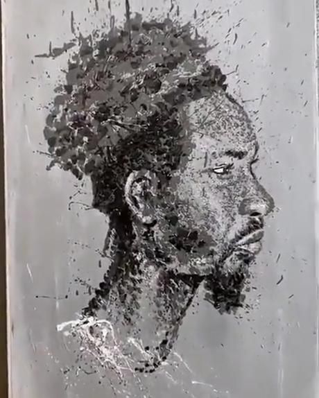 Wait How Video In 2020 Art Drawings Simple Trill Art Charcoal Art