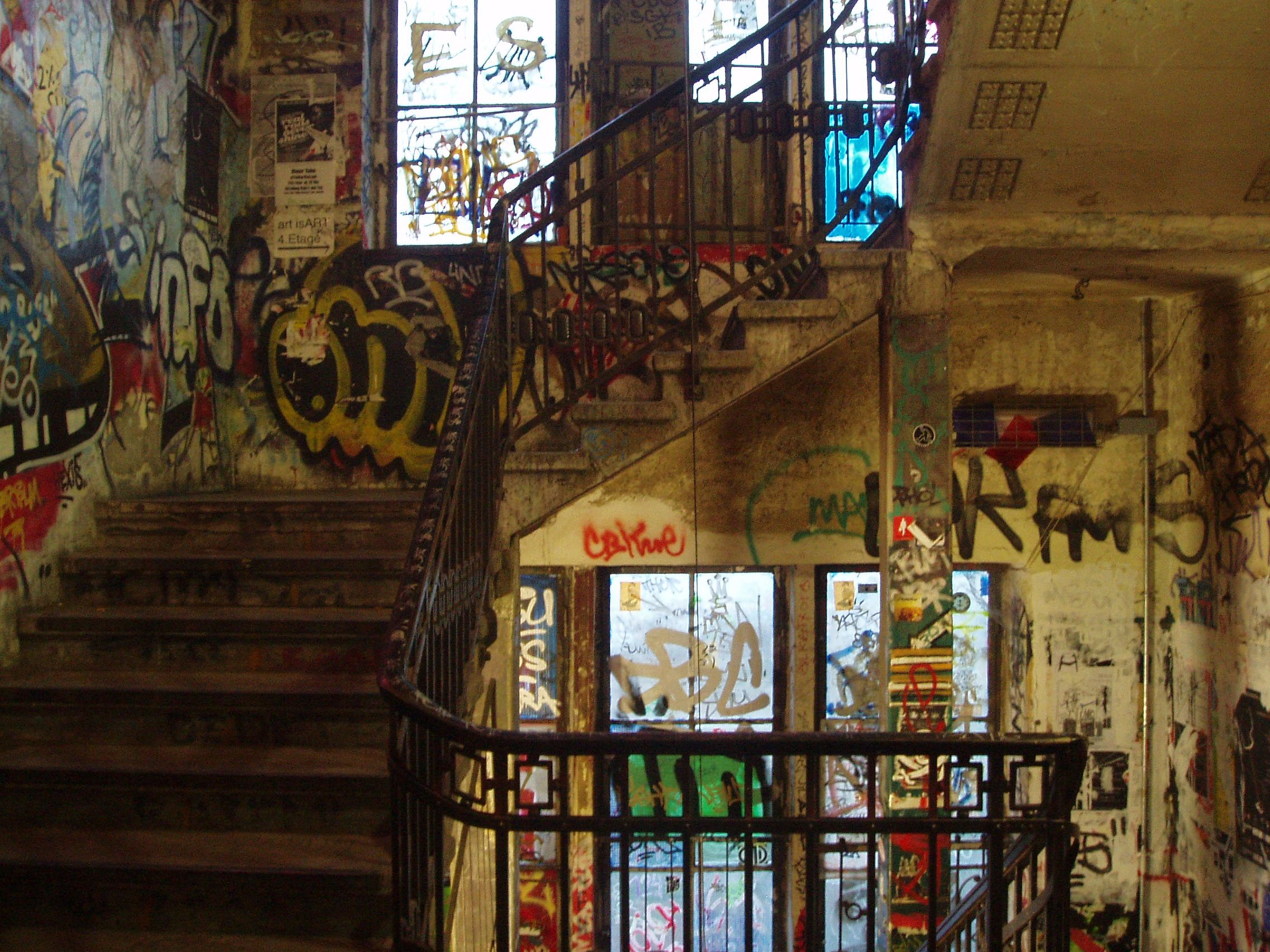 Tacheles, Berlin