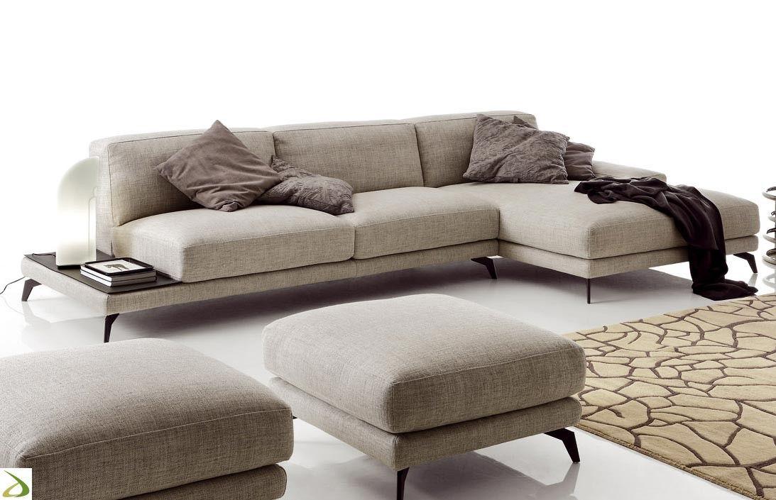 Divano edas nel salotti divano moderno