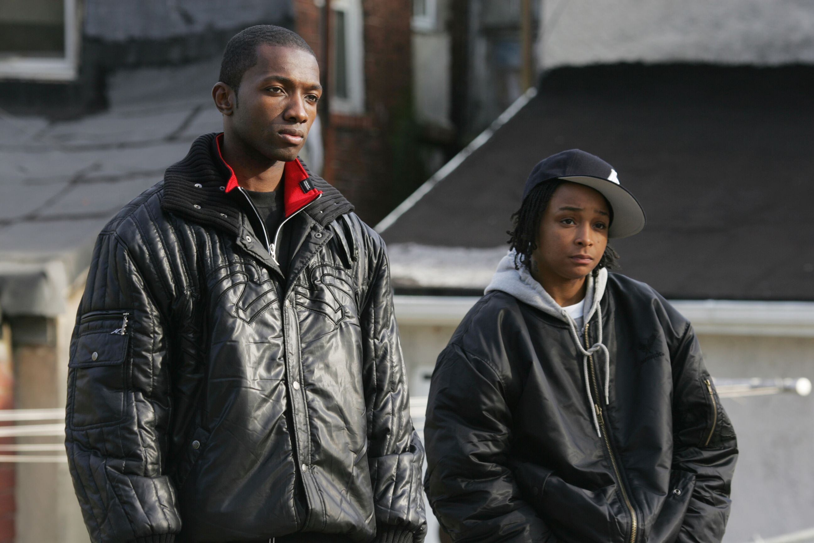 The Wire - Marlon <3 and the lovely Snoop | MY HEROES ARE VILLAINS ...