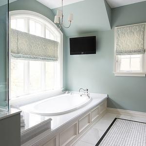 Quartz Deck Not Tile Solid Surface Bathroom Window