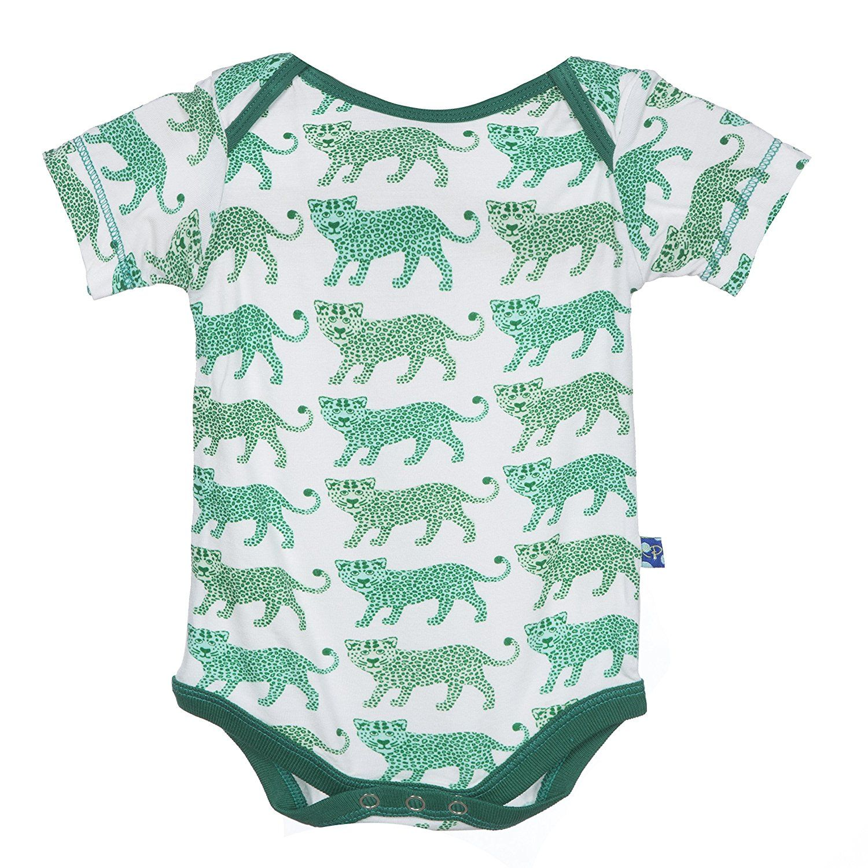 Amazon KicKee Pants Baby boys Infant Print Short Sleeve e
