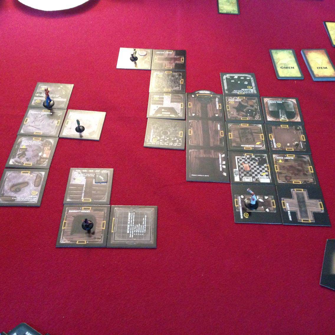 Betrayal at the house on the hill June 2015