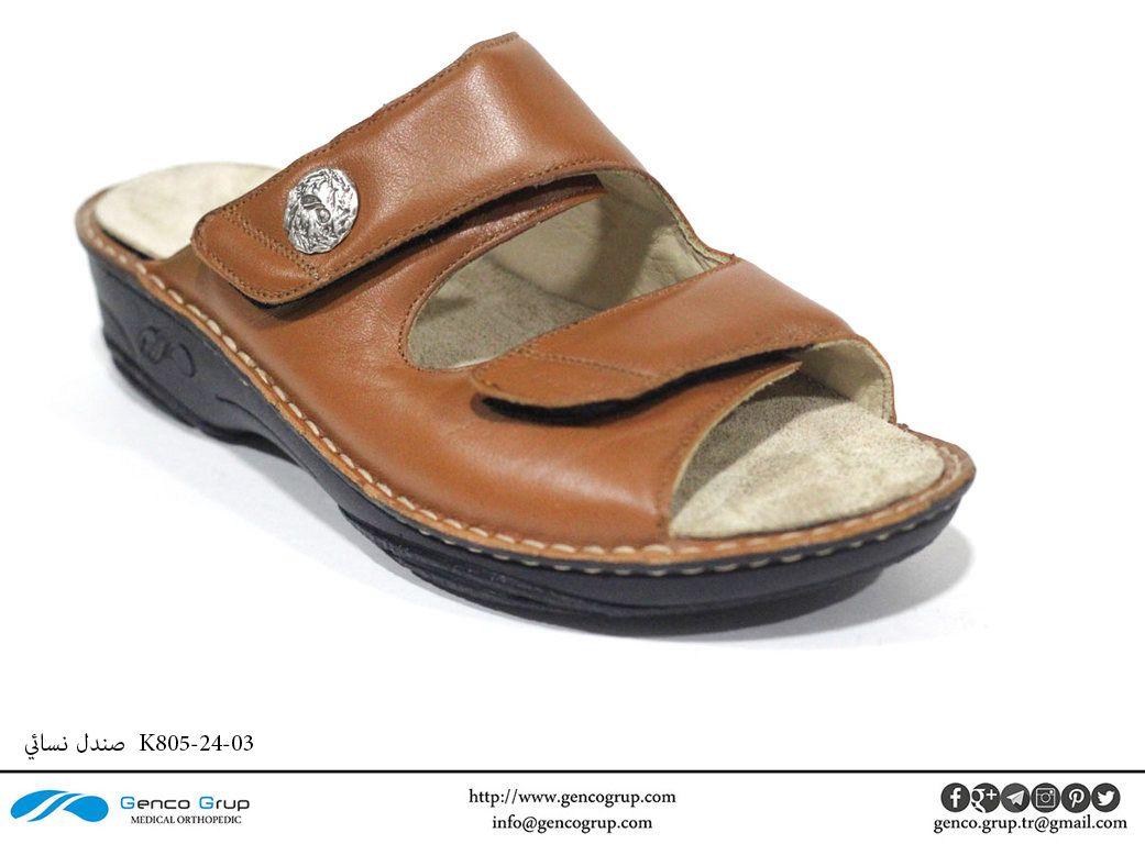 2b66c78f8 K805-34-03 : slippers for women - Women's Comfort Shoes - Catalog - Genco  Grup