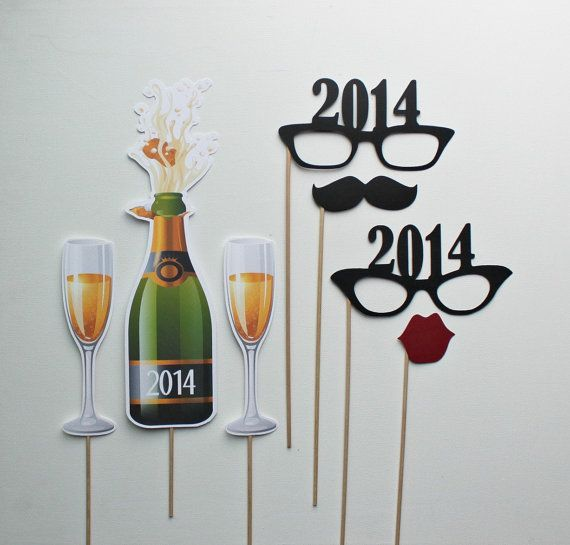 new year props | Inspiration Props | Pinterest