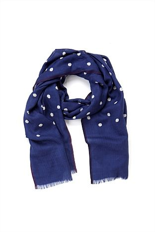 Spotted Scarf
