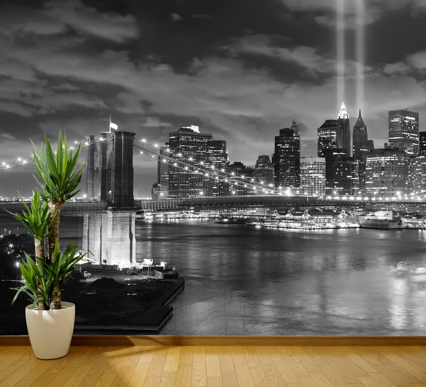 NEW YORK CITY SKYLINE MANHATTAN Photo Wallpaper Wall Mural