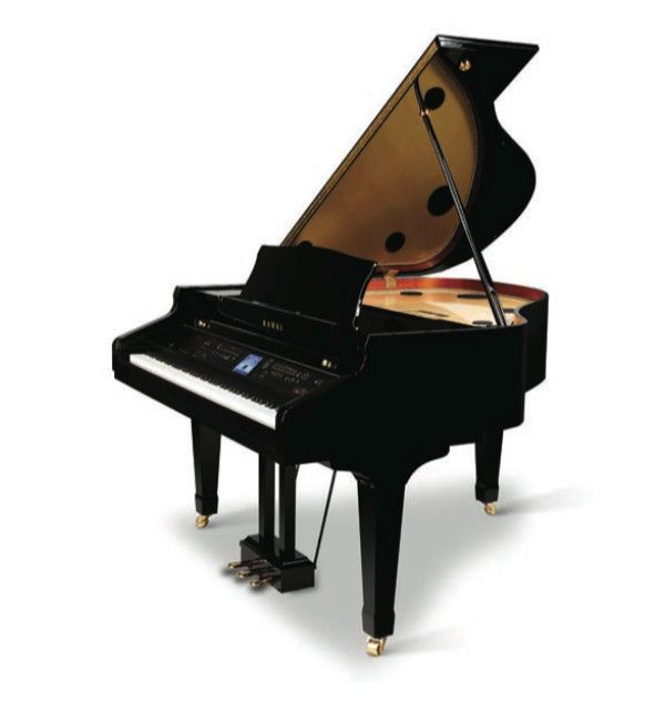 There is no piano like the Kawai CP1 Digital Grand Piano with a wooden-key action, powerful sound system, over 1000 sounds & dozens of…