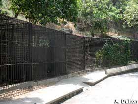 Los Angeles Ca Old La Zoo Ruins Anchorman Filmed Here Los Angeles Ruins Griffith Park