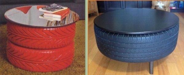 quoi faire avec de vieux pneus ? | objet en pneu | pinterest