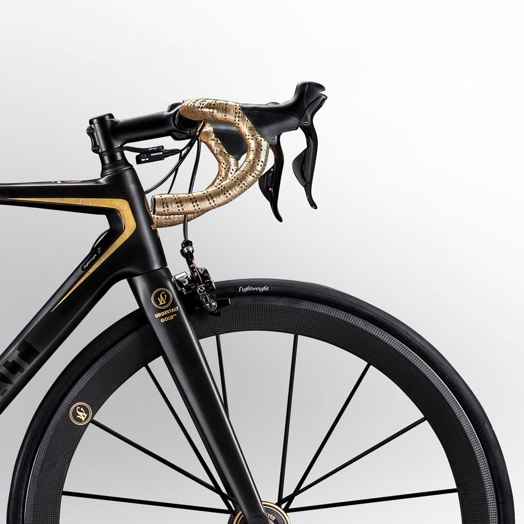 Gold Handlebar Tape Cycling Accessories Gold And Bicycling