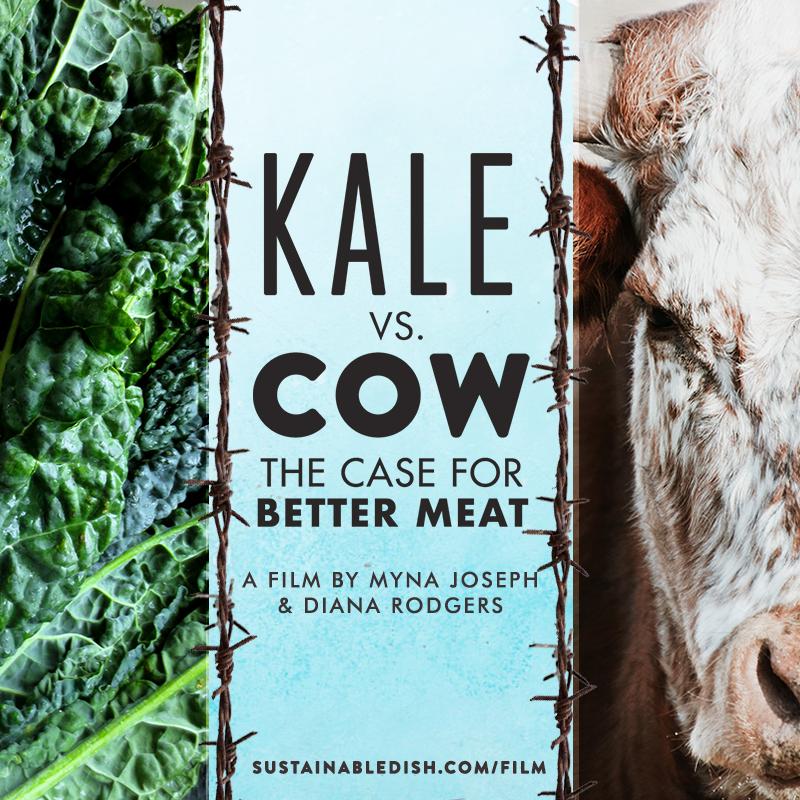 Update Kale vs. Cow Takes Off! Best meat, Nutrition