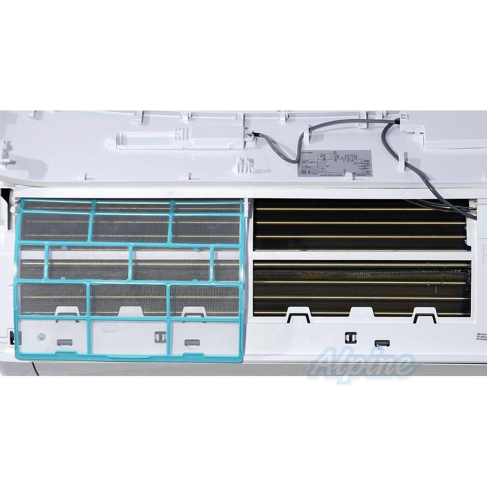 Blueridge 12 000 Btu 19 Seer Ductless Mini Split Heat Pump W Wifi In 2020 Heat Pump System Heat Pump Heating