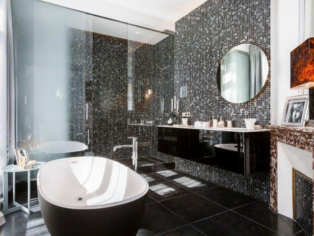 Miroir rond  10 modèles pour ma salle de bains