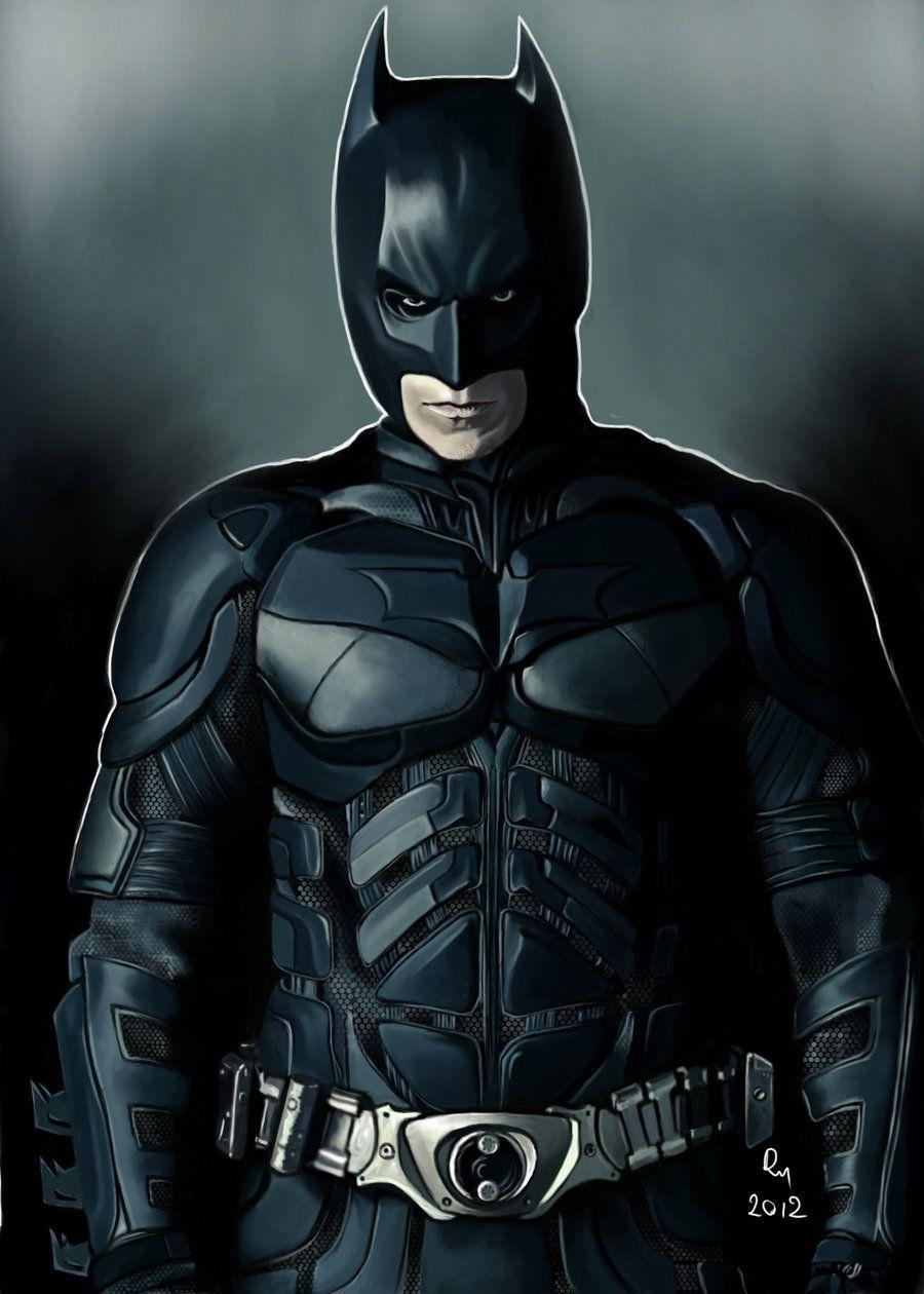 посмотреть картинки про бэтмена