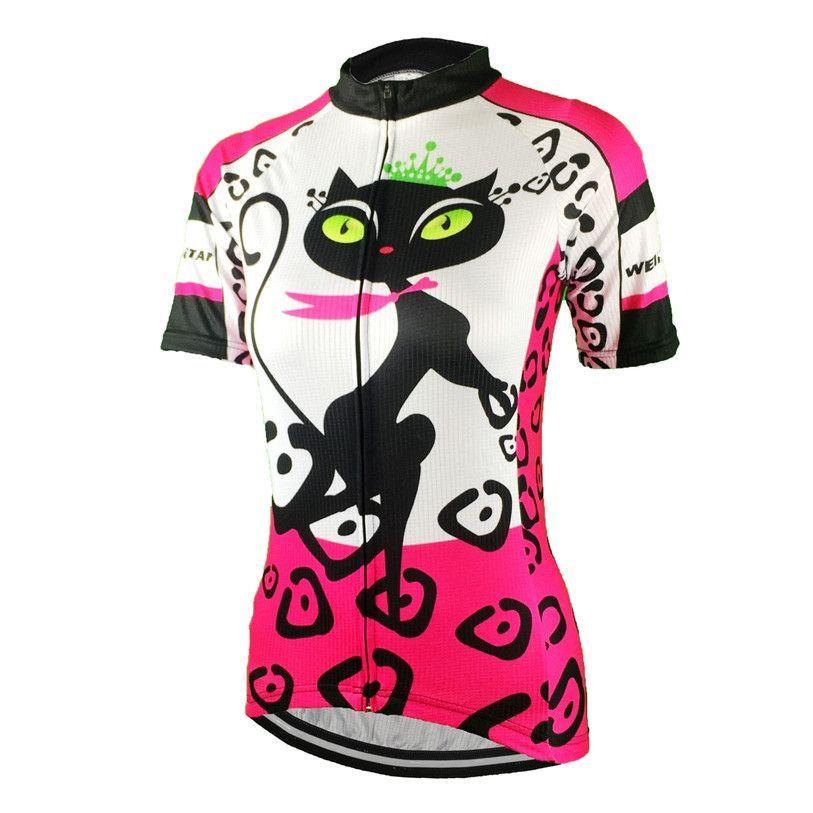 Kitty Cat Short Sleeve Jersey  d298c7aa5