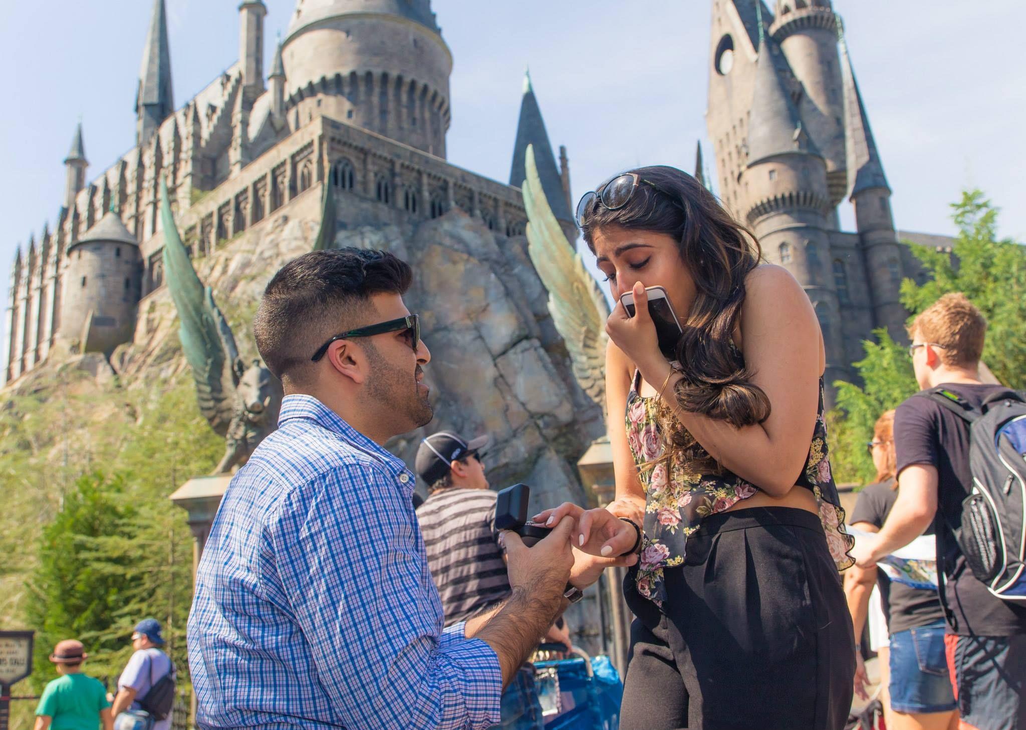 Orlando Surprise Proposals