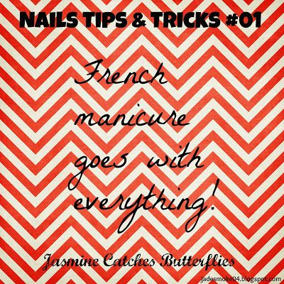 Nail Tips and Tricks #01