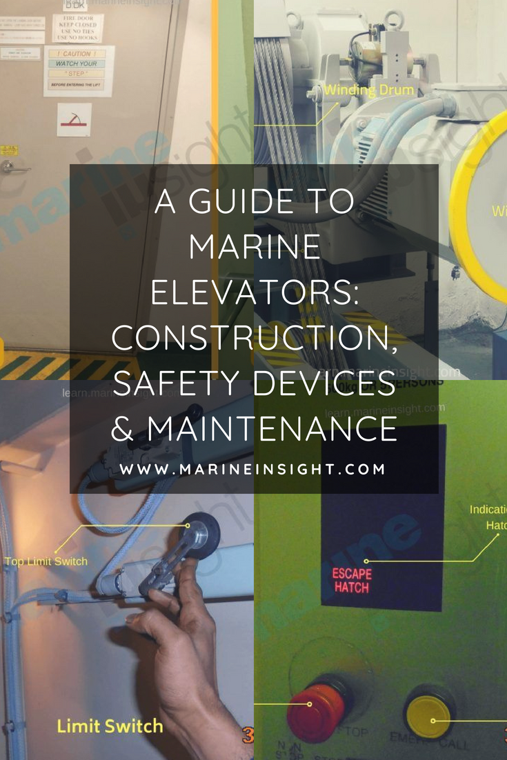 A Guide To Marine Elevators Construction, Safety Devices