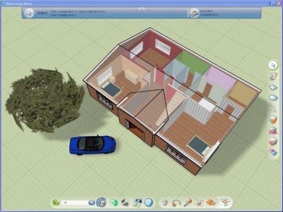 Programas Para Diseñar Casas En 3d Gratis Construye Hogar Programa Para Diseñar Casas Casas En 3d Diseños De Casas