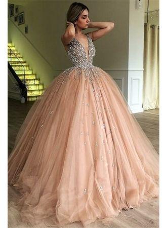 Luxus Abendkleider #tulleballgown