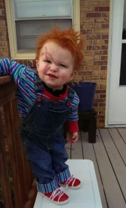 The 30 Best Chucky Killer Doll Costumes Miscellaneous Halloween